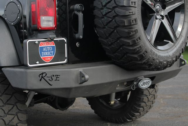 2011 Jeep Wrangler Rubicon 4x4 - LIFTED - NAV - LOT$ OF EXTRA$! Mooresville , NC 34
