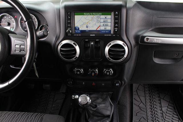 2011 Jeep Wrangler Rubicon 4x4 - LIFTED - NAV - LOT$ OF EXTRA$! Mooresville , NC 9