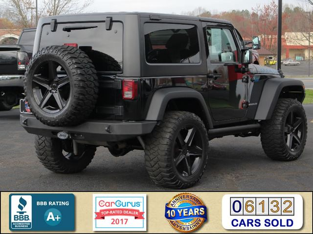 2011 Jeep Wrangler Rubicon 4x4 - LIFTED - NAV - LOT$ OF EXTRA$! Mooresville , NC 2