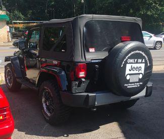 2011 Jeep Wrangler Sahara New Rochelle, New York 1