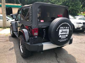 2011 Jeep Wrangler Sahara New Rochelle, New York 9