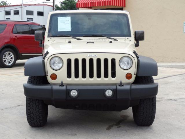 2011 Jeep Wrangler Sport San Antonio , Texas 1