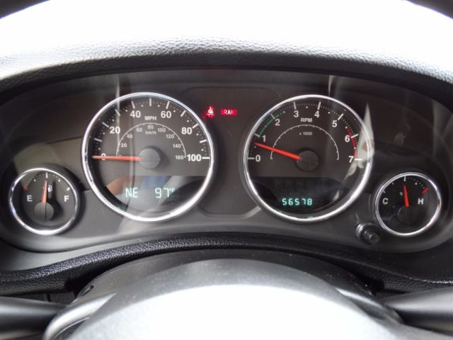 2011 Jeep Wrangler Sport San Antonio , Texas 17