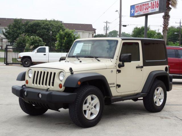 2011 Jeep Wrangler Sport San Antonio , Texas 2