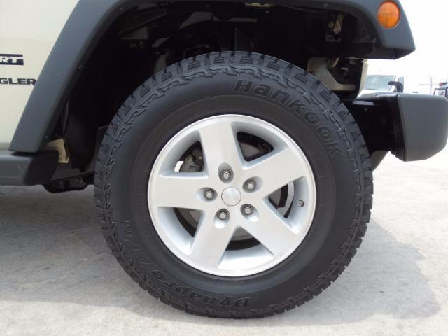 2011 Jeep Wrangler Sport San Antonio , Texas 24