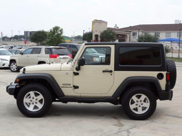2011 Jeep Wrangler Sport San Antonio , Texas 3