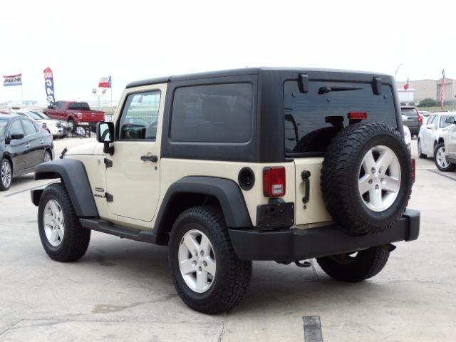 2011 Jeep Wrangler Sport San Antonio , Texas 4