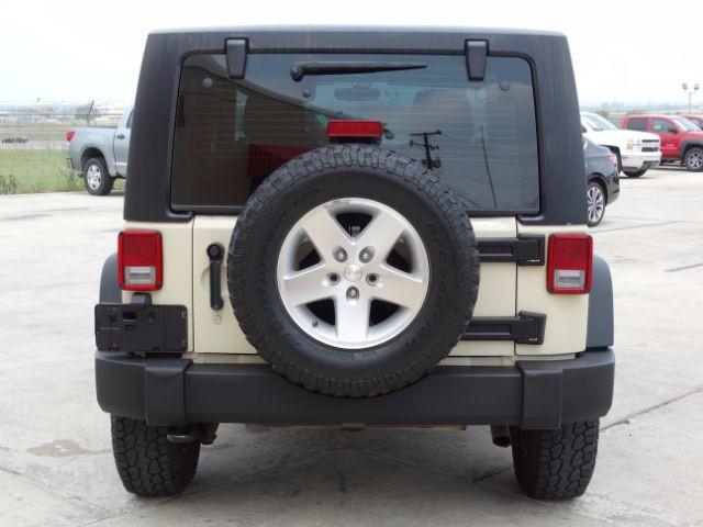 2011 Jeep Wrangler Sport San Antonio , Texas 5