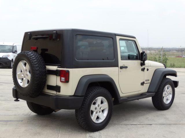 2011 Jeep Wrangler Sport San Antonio , Texas 6