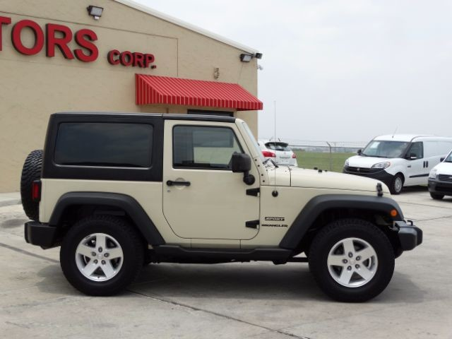 2011 Jeep Wrangler Sport San Antonio , Texas 7