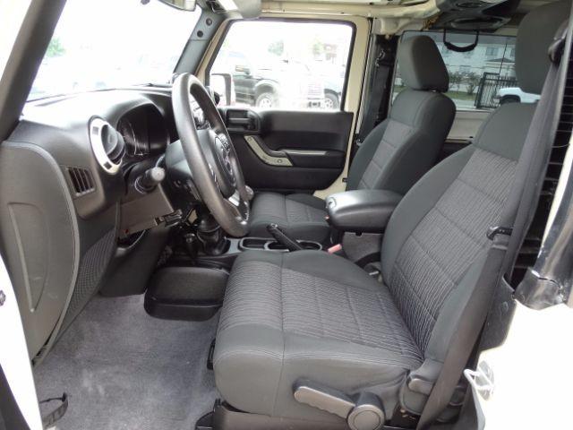 2011 Jeep Wrangler Sport San Antonio , Texas 8