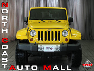 2011 Jeep Wrangler Unlimited Sahara in Akron, OH