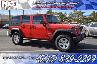 2011 Jeep Wrangler Unlimited Sport   Albuquerque, New Mexico   M & F Auto Sales-[ 2 ]