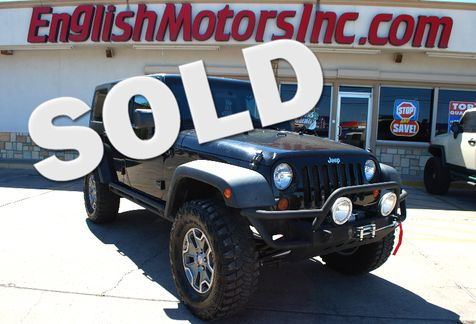2011 Jeep Wrangler Unlimited Sport in Brownsville, TX