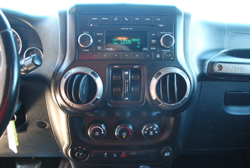 2011 Jeep Wrangler Unlimited Sport  Brownsville TX  English Motors  in Brownsville, TX