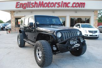 2011 Jeep Wrangler Unlimited in Brownsville, TX