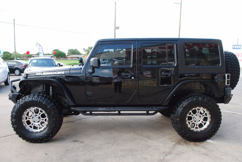2011 Jeep Wrangler Unlimited Rubicon  Brownsville TX  English Motors  in Brownsville, TX