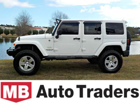 2011 Jeep Wrangler Unlimited Sahara in Conway, SC