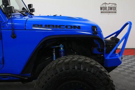 2011 Jeep WRANGLER RUBICON OVER THE TOP BUILD ULTIMATE DANA 60 AXLES | Denver, Colorado | Worldwide Vintage Autos in Denver, Colorado