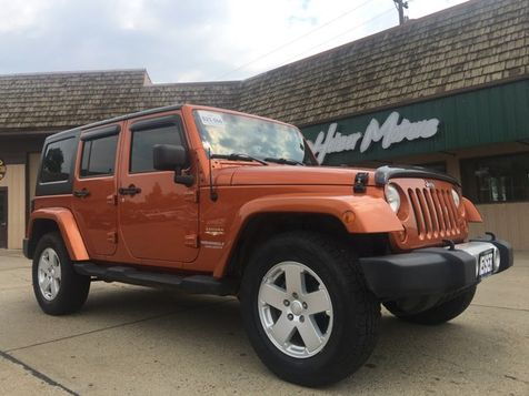 2011 Jeep Wrangler Unlimited Sahara in Dickinson, ND