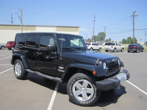 2011 Jeep Wrangler Unlimited Sahara in Fort Smith, AR