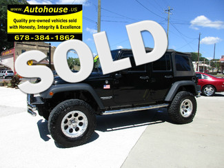 2011 Jeep Wrangler Unlimited in Hiram,, Georgia