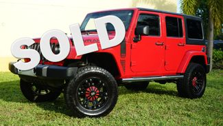 2011 Jeep Wrangler Unlimited in Lighthouse Point FL
