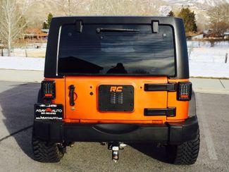 2011 Jeep Wrangler Unlimited Sport LINDON, UT 3