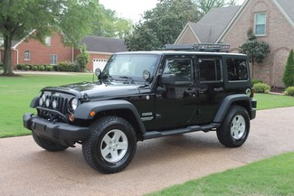 2011 Jeep Wrangler Unlimited Sport in Marion, Arkansas