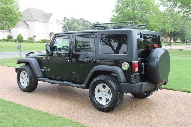 2011 jeep wrangler unlimited sport ebay. Black Bedroom Furniture Sets. Home Design Ideas