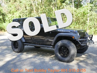 2011 Jeep Wrangler Unlimited Rubicon in Memphis Tennessee