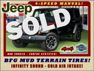 2011 Jeep Wrangler Unlimited Rubicon 4X4 - 1 OWNER - 6SP MANUAL! Mooresville , NC