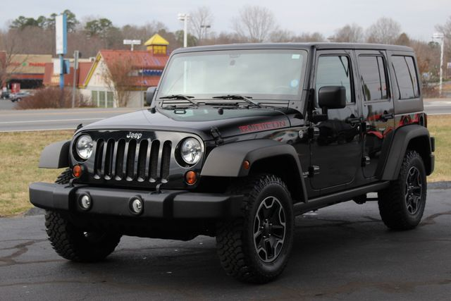 2011 Jeep Wrangler Unlimited Rubicon 4X4 - 1 OWNER - 6SP MANUAL! Mooresville , NC 21
