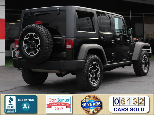 2011 Jeep Wrangler Unlimited Rubicon 4X4 - 1 OWNER - 6SP MANUAL! Mooresville , NC 2