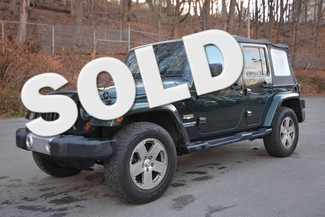 2011 Jeep Wrangler Unlimited Sahara Naugatuck, Connecticut