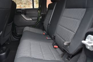2011 Jeep Wrangler Unlimited Sport Naugatuck, Connecticut 13