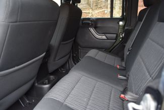 2011 Jeep Wrangler Unlimited Sport Naugatuck, Connecticut 14