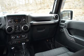 2011 Jeep Wrangler Unlimited Sport Naugatuck, Connecticut 17