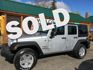 2011 Jeep Wrangler Unlimited Sport 4X4 Ontario, OH