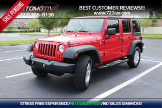 2011 Jeep Wrangler Unlimited in Pinellas Park, Florida