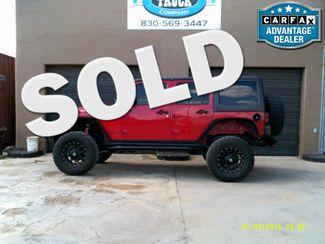 2011 Jeep Wrangler Unlimited Rubicon   Pleasanton, TX   Pleasanton Truck Company in Pleasanton TX