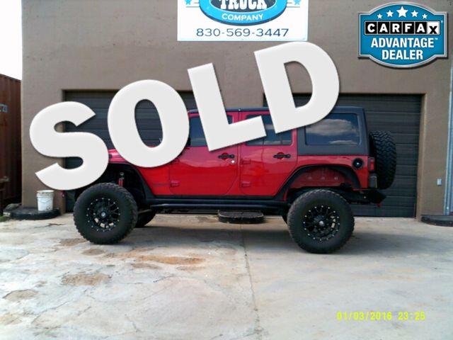 2011 Jeep Wrangler Unlimited Rubicon | Pleasanton, TX | Pleasanton Truck Company in Pleasanton TX