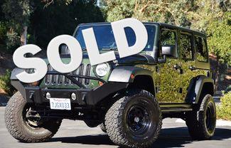2011 Jeep Wrangler Unlimited Rubicon Reseda, CA