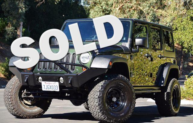 2011 Jeep Wrangler Unlimited Rubicon Reseda, CA 0