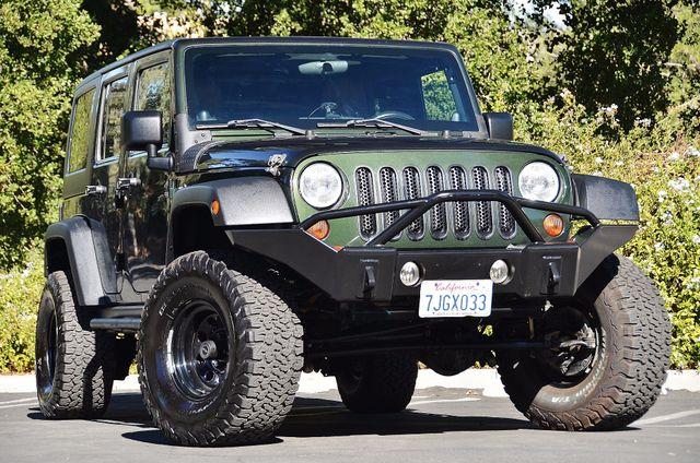 2011 Jeep Wrangler Unlimited Rubicon Reseda, CA 1