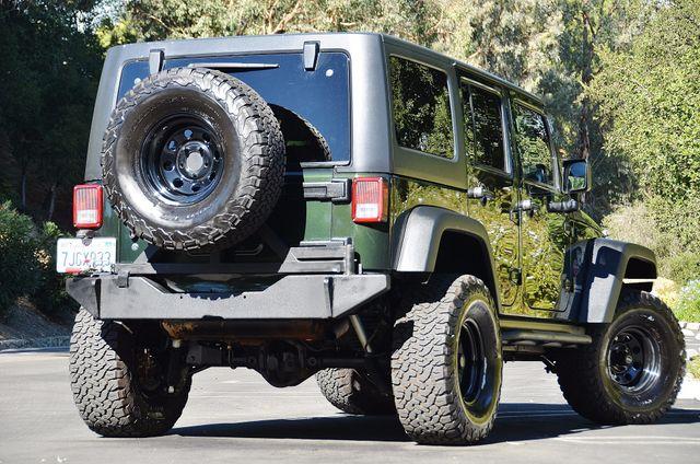 2011 Jeep Wrangler Unlimited Rubicon Reseda, CA 3