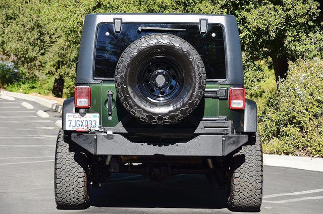 2011 Jeep Wrangler Unlimited Rubicon Reseda, CA 4