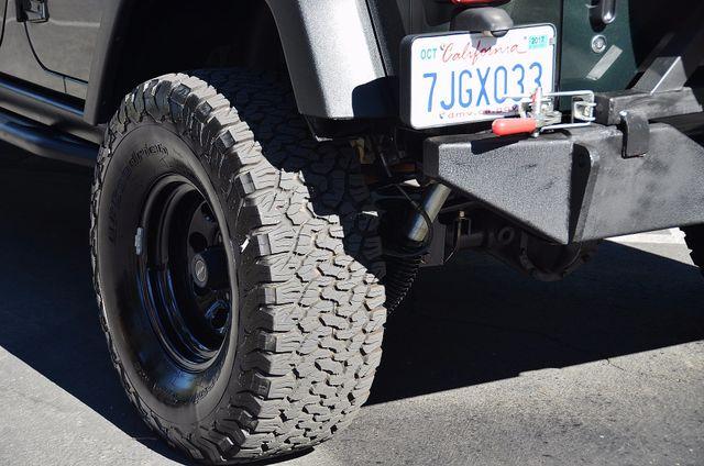 2011 Jeep Wrangler Unlimited Rubicon Reseda, CA 41