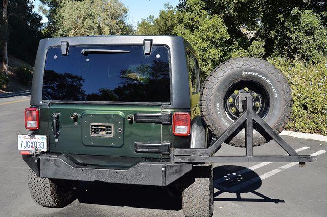 2011 Jeep Wrangler Unlimited Rubicon Reseda, CA 43