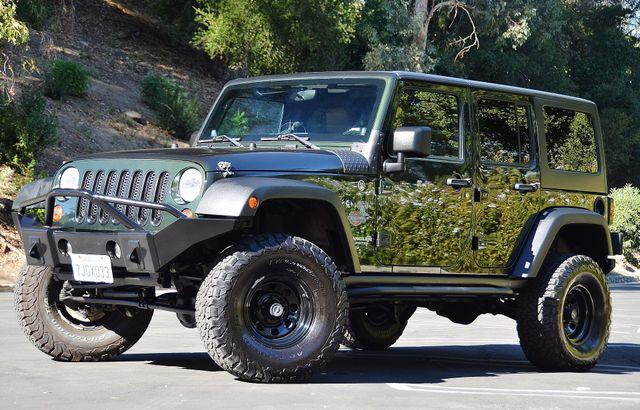 2011 Jeep Wrangler Unlimited Rubicon Reseda, CA 26